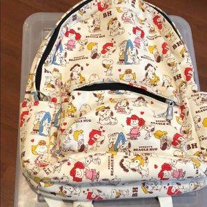 Handbags - Snoopy bag
